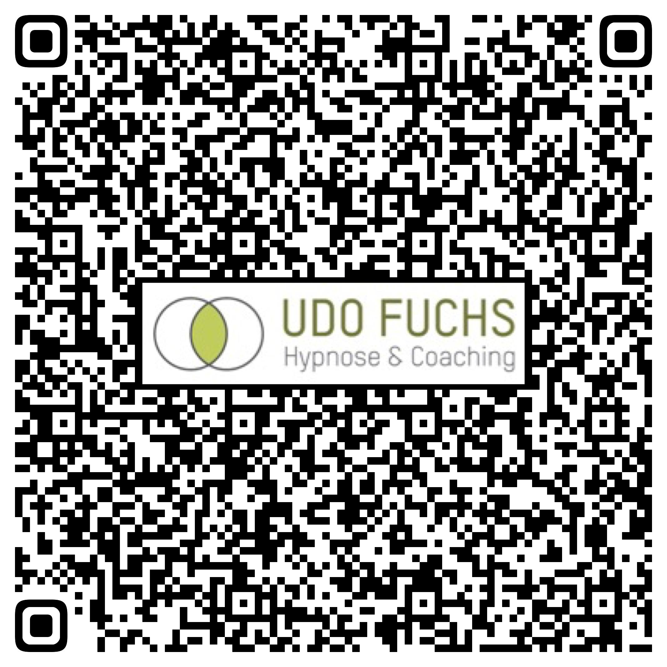 QR-Code Fuchs Hypnose